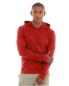 Teton Pullover Hoodie-XS-Red