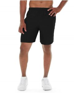 Meteor Workout Short-33-Black