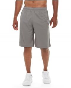 Torque Power Short-34-Gray